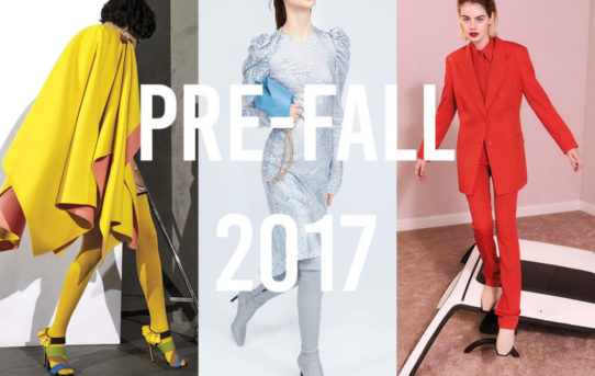 Get a head start on Pre-Fall 2017: Shop The Runway Trends Right. Now.