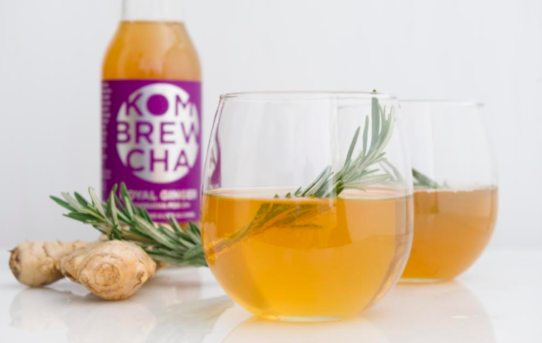Kombucha Cocktails: How To Get Booze and Probiotics In One