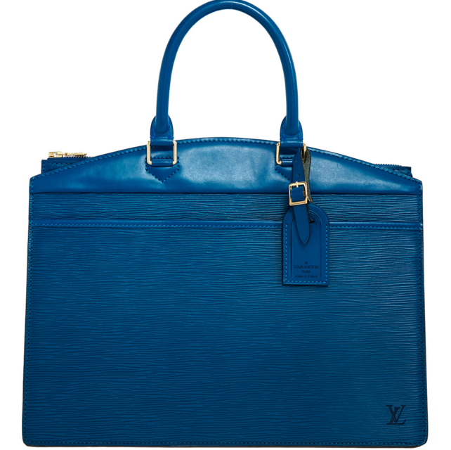 info for popular design great discount sale LOUIS VUITTON Pre-Owned Leather Azure Handbag on TKMaxx ...